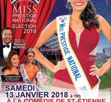 Finale Miss Prestige National 2018 – Réservez vos places