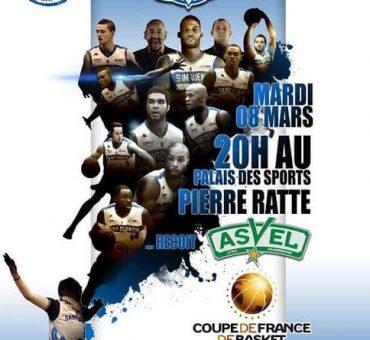 Evènement - 08/03/2016 - Match de basket Saint Quentin