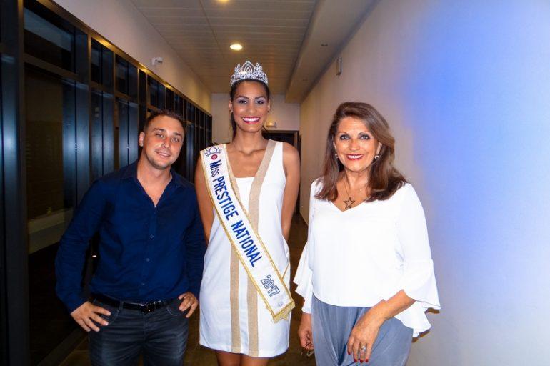 Cecile et NICO chauffeur officiel du Comité de la Réunion