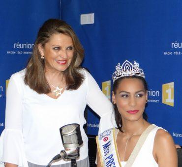 Miss Prestige Nationale 2017 invité des médias a la Réunion