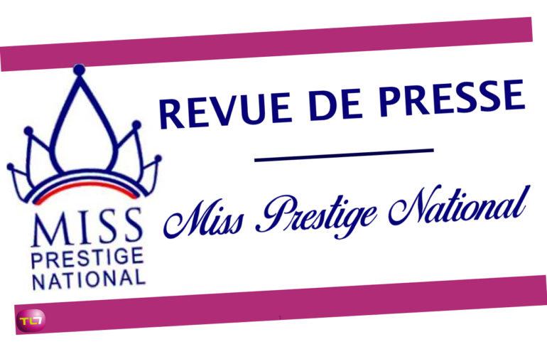 Revue de presse – Miss Prestige National